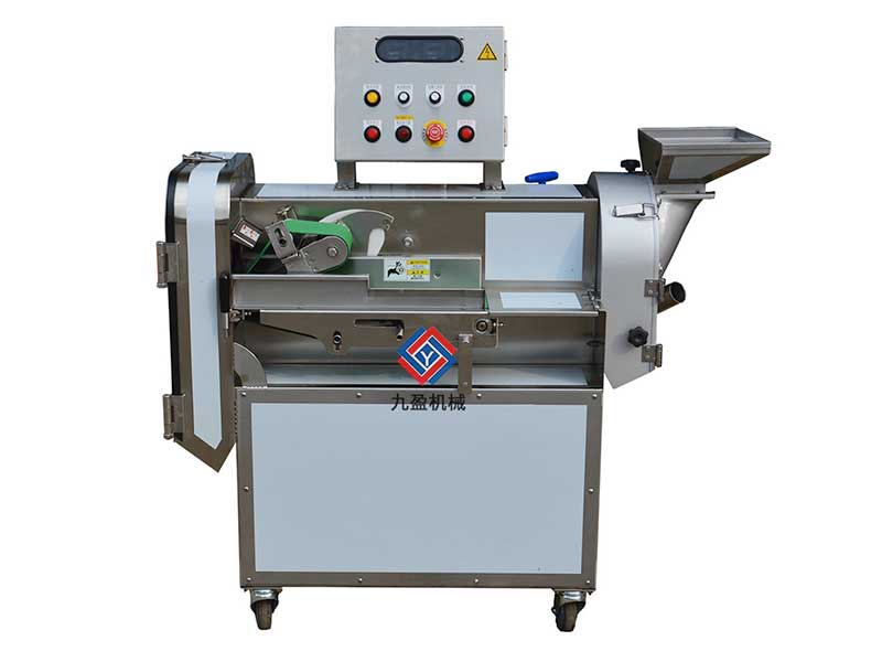 大型双头方便拆卸清洗切菜机TJ-301D
